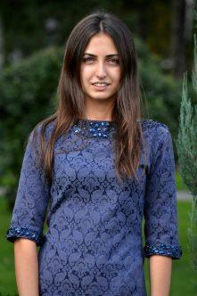 Каплуновська Наталія - голова профбюро факультету міжнародних економічних відносин і туристичного бізнесу