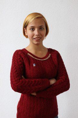 Солонська Анна - голова профбюро філологічного факультету
